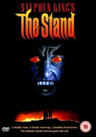 """The Stand"" - British DVD movie cover (xs thumbnail)"