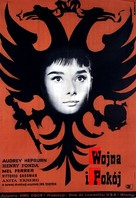 War and Peace - Polish Movie Poster (xs thumbnail)