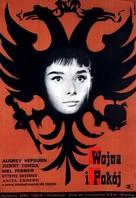 War and Peace - Polish Movie Poster (xs thumbnail)