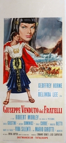 Giuseppe venduto dai fratelli - Italian Movie Poster (xs thumbnail)