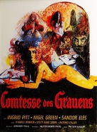 Countess Dracula - German Blu-Ray movie cover (xs thumbnail)