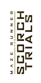 Maze Runner: The Scorch Trials - Logo (xs thumbnail)