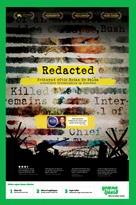 Redacted - Icelandic Movie Poster (xs thumbnail)