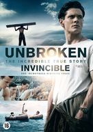 Unbroken - Belgian DVD cover (xs thumbnail)