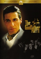 The Godfather: Part II - DVD movie cover (xs thumbnail)