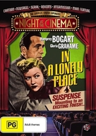 In a Lonely Place - Australian DVD movie cover (xs thumbnail)