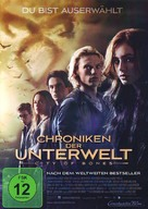 The Mortal Instruments: City of Bones - German Movie Cover (xs thumbnail)