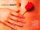 American Beauty - British Movie Poster (xs thumbnail)