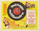 Teenage Millionaire - Movie Poster (xs thumbnail)