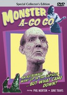 Monster A Go-Go - Movie Cover (xs thumbnail)