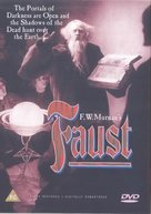 Faust - British DVD movie cover (xs thumbnail)