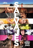 Savages - Argentinian Movie Poster (xs thumbnail)