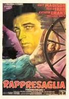 Reprisal! - Italian Movie Poster (xs thumbnail)