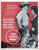 The Lusty Men - Movie Poster (xs thumbnail)