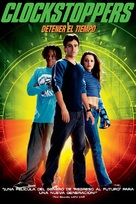 Clockstoppers - Spanish Movie Cover (xs thumbnail)