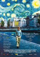 Midnight in Paris - Dutch Movie Poster (xs thumbnail)