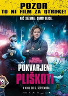 The Happytime Murders - Slovenian Movie Poster (xs thumbnail)