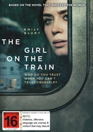 The Girl on the Train - New Zealand DVD cover (xs thumbnail)