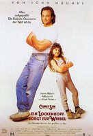 Curly Sue - German Movie Poster (xs thumbnail)