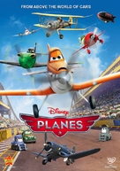 Planes - DVD cover (xs thumbnail)