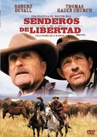 """""""Broken Trail"""" - Argentinian DVD movie cover (xs thumbnail)"""