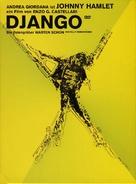 Quella sporca storia nel west - German DVD movie cover (xs thumbnail)