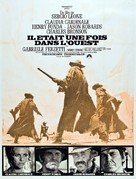 C'era una volta il West - French Movie Poster (xs thumbnail)