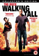 Walking Tall - British DVD movie cover (xs thumbnail)