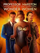 Professor Marston & the Wonder Women - Movie Cover (xs thumbnail)