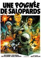 Quel maledetto treno blindato - French Movie Poster (xs thumbnail)