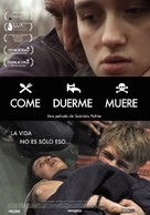 Äta sova dö - Spanish Movie Poster (xs thumbnail)