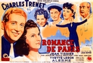 Romance de Paris - French Movie Poster (xs thumbnail)