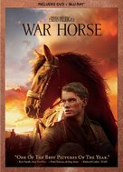 War Horse - Blu-Ray movie cover (xs thumbnail)
