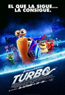 Turbo - Spanish Movie Poster (xs thumbnail)