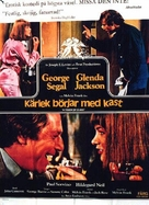 A Touch of Class - Swedish Movie Poster (xs thumbnail)