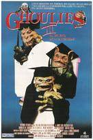 Ghoulies III: Ghoulies Go to College - Spanish Movie Poster (xs thumbnail)