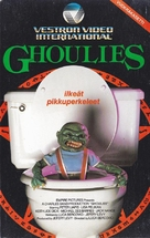 Ghoulies - Finnish VHS cover (xs thumbnail)