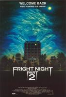 Fright Night Part 2 - Canadian Movie Poster (xs thumbnail)