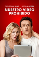 Sex Tape - Argentinian Movie Cover (xs thumbnail)