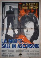 Le monte-Charge - Italian Movie Poster (xs thumbnail)