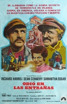 The Molly Maguires - Argentinian Movie Poster (xs thumbnail)