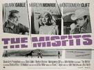 The Misfits - British Movie Poster (xs thumbnail)
