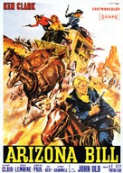 Strada per Fort Alamo, La - French Movie Poster (xs thumbnail)