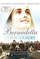 Je m'appelle Bernadette - Polish Movie Poster (xs thumbnail)