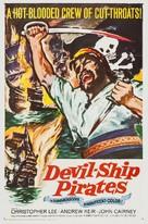 The Devil-Ship Pirates - Movie Poster (xs thumbnail)