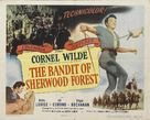 The Bandit of Sherwood Forest - Movie Poster (xs thumbnail)