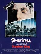 Pet Sematary - French Movie Poster (xs thumbnail)
