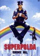 Poliziotto superpiù - Czech DVD cover (xs thumbnail)