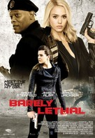 Barely Lethal - Lebanese Movie Poster (xs thumbnail)