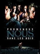 Promenons-nous dans les bois - French poster (xs thumbnail)